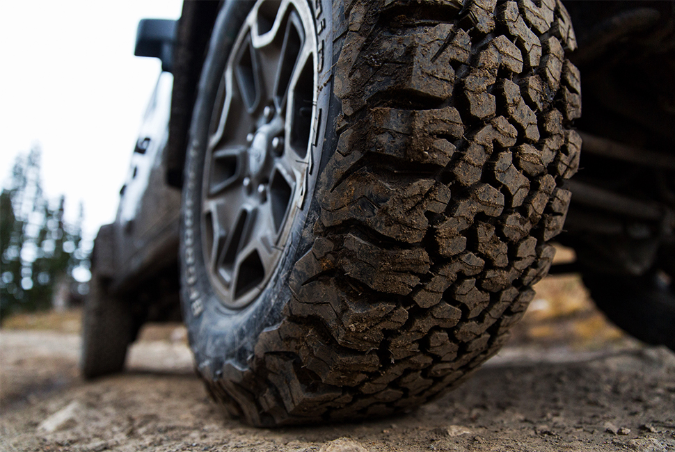 What are the best 4×4 tyres